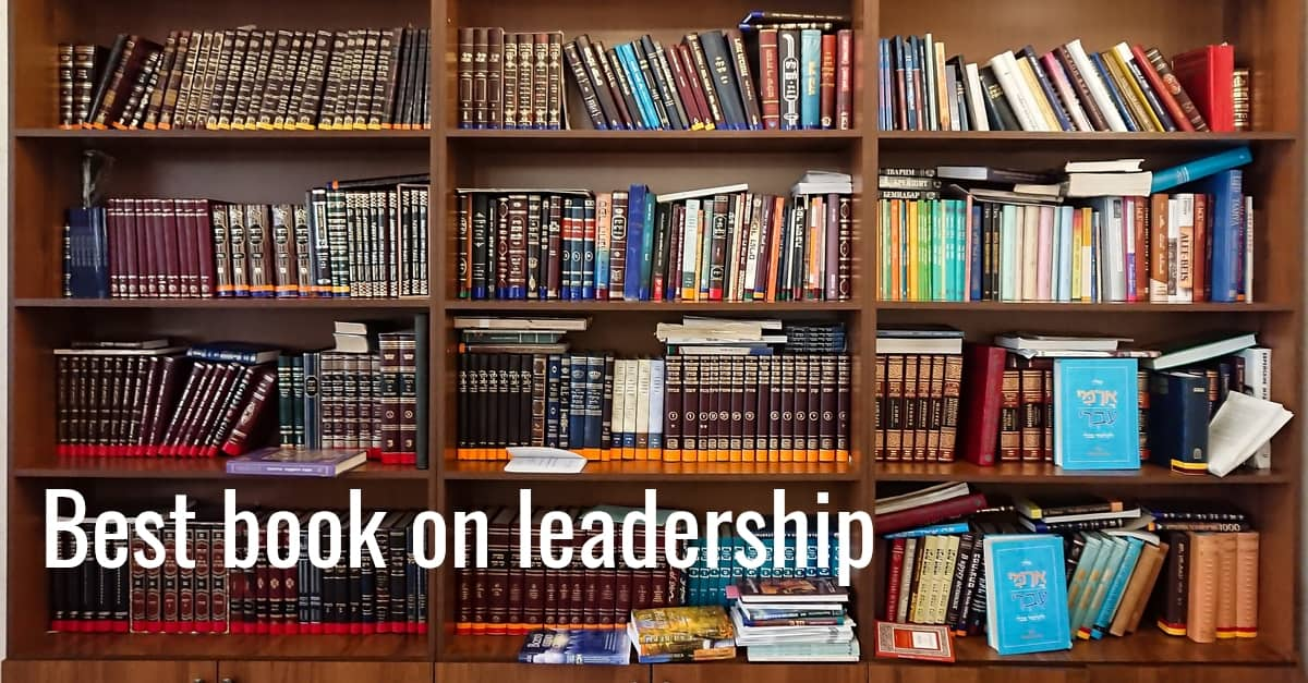 The Best Book On Leadership Management Fermion